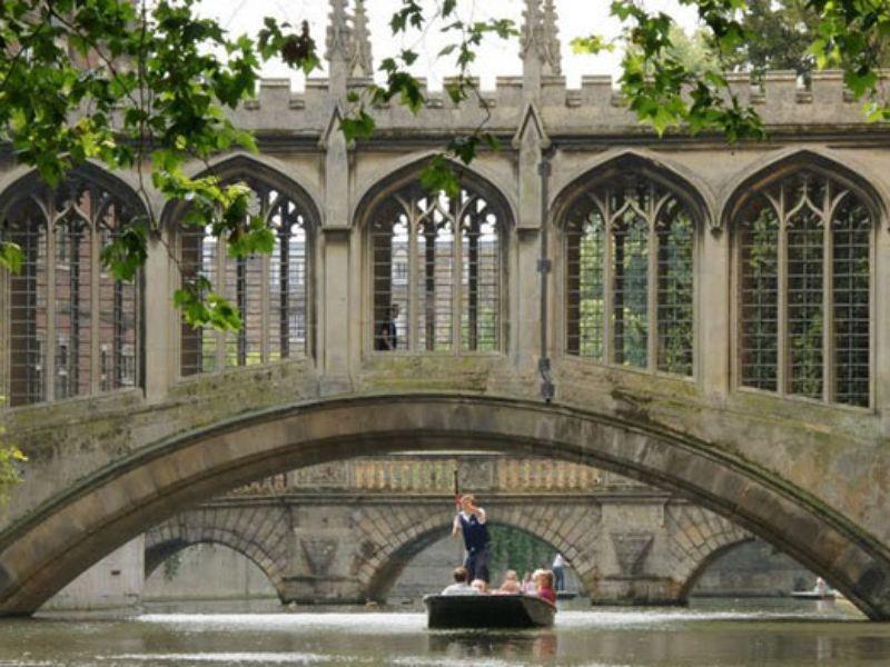 Тур в Кембридж - экскурсия в Лондоне