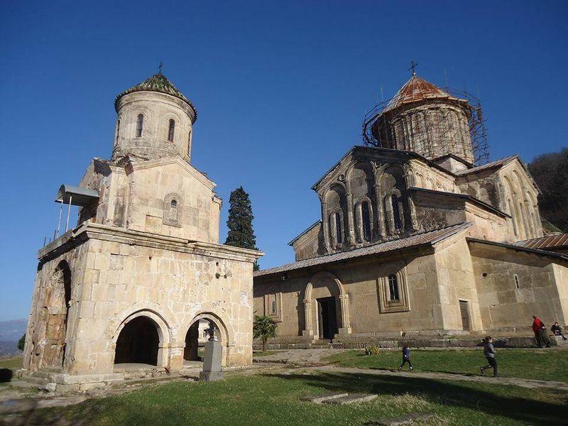 Кутаиси, столица Имеретии - экскурсия в Тбилиси