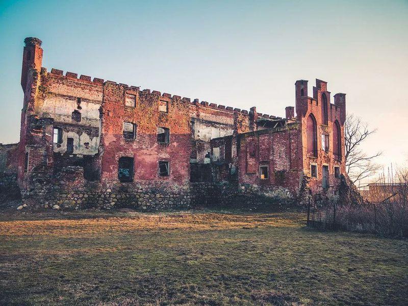 Тевтонские замки Великих магистров - экскурсия в Калининграде