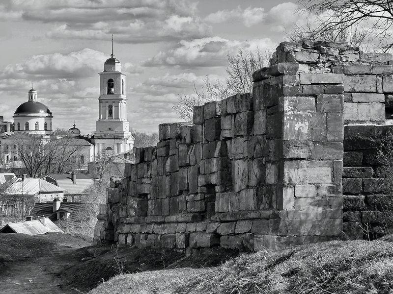 Старинные крепости ихрамы Серпухова - экскурсия в Серпухове