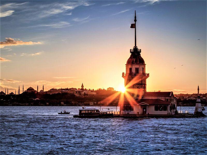 Наедине с Босфором - экскурсия в Стамбуле