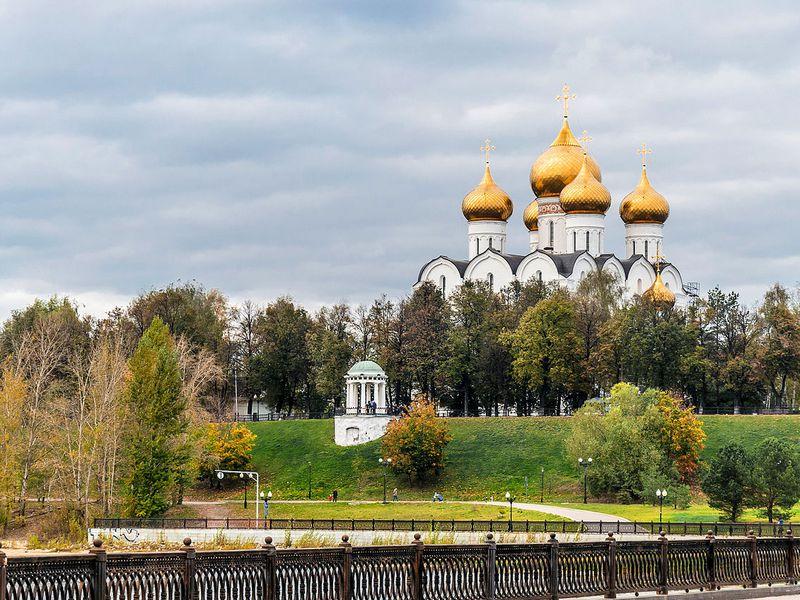 Влюбиться в Ярославль за 2 часа! - экскурсия в Ярославле