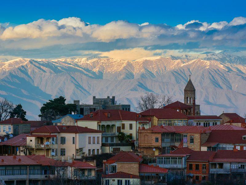 Мцхета— Сигнахи, путь веры илюбви - экскурсия в Тбилиси