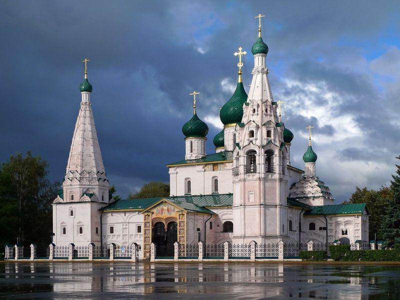 Ярославль: путешествие сквозь эпохи - экскурсия в Ярославле