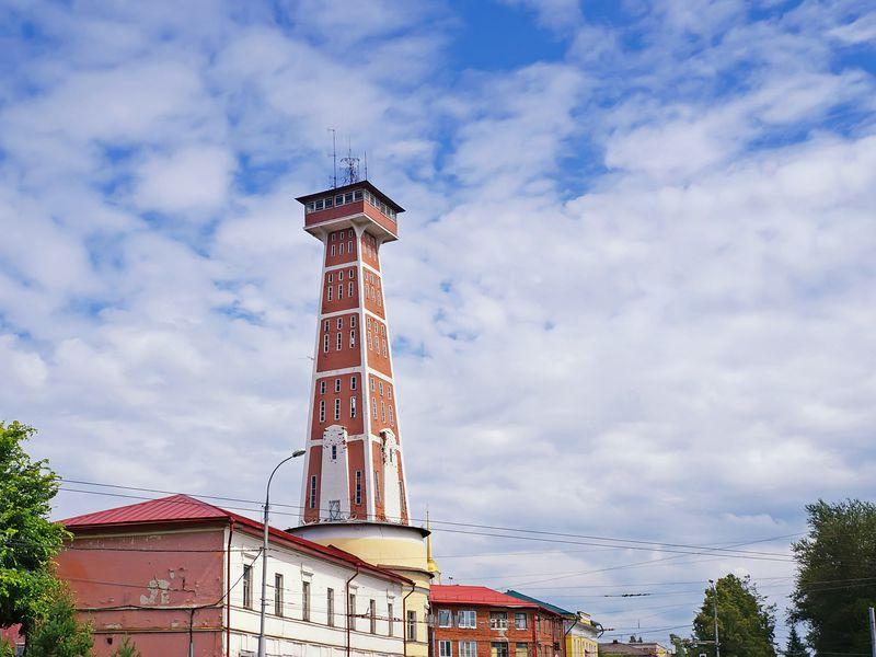 Колоритный Рыбинск - экскурсия в Рыбинске