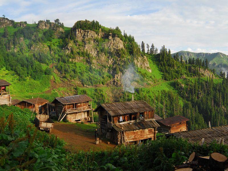 Открыть природу горной Аджарии - экскурсия в Батуми