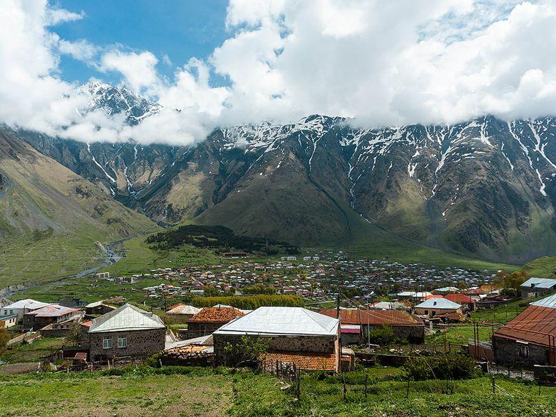 Тур одного дня: Мцхета, Казбеги, Ананури - экскурсия в Мцхете
