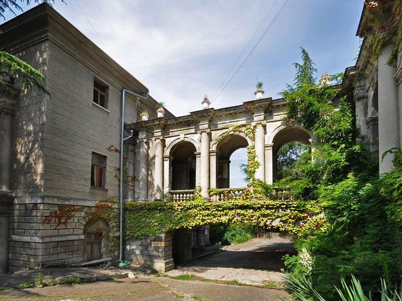 По следам Старика Хоттабыча - экскурсия в Сочи