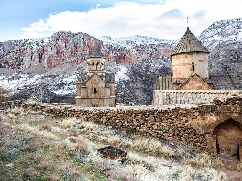 Хор Вирап, Арени иНораванк— славная троица Армении - экскурсия в Ереване