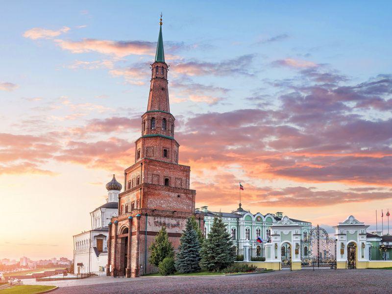 Казань: лучшее за три часа - экскурсия в Казани