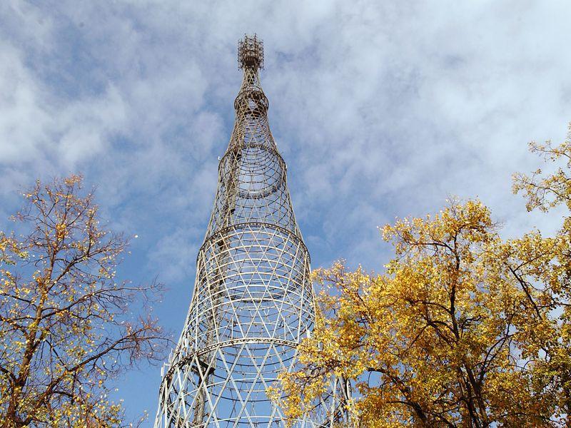 Вдоль поШаболовке - экскурсия в Москве