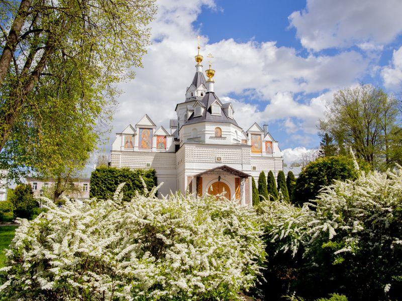 Стефано-Махрищский монастырь - экскурсия в Сергиевом Посаде