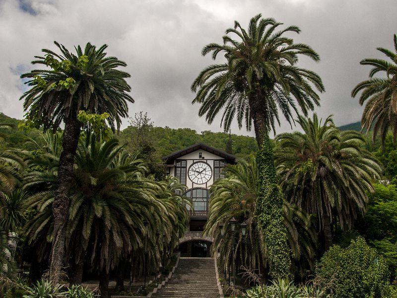 Озеро Рица и окрестности - экскурсия в Адлере