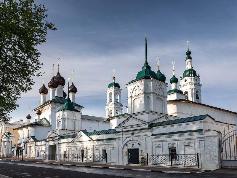 Христианский Ярославль: храмы иТолгский монастырь - экскурсия в Ярославле