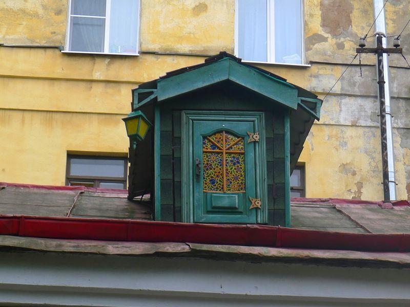 Примечательные дворы Петербурга - экскурсия в Санкт-Петербурге