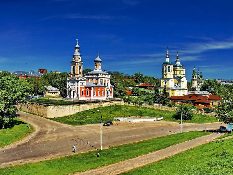 Серпухов— жемчужина Южного Подмосковья - экскурсия в Серпухове