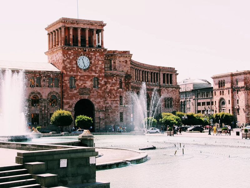 Онлайн-прогулка по сердцу Еревана - экскурсия в Ереване