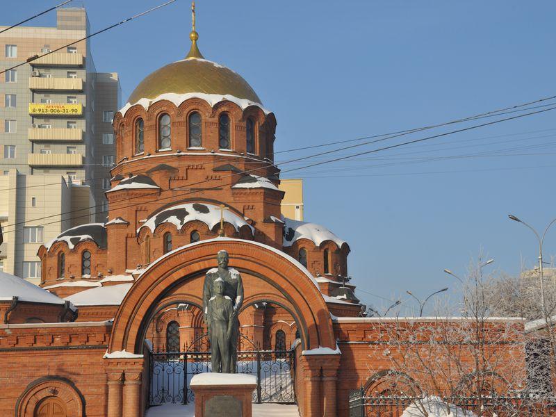 Красный проспект — сердце Новосибирска - экскурсия в Новосибирске