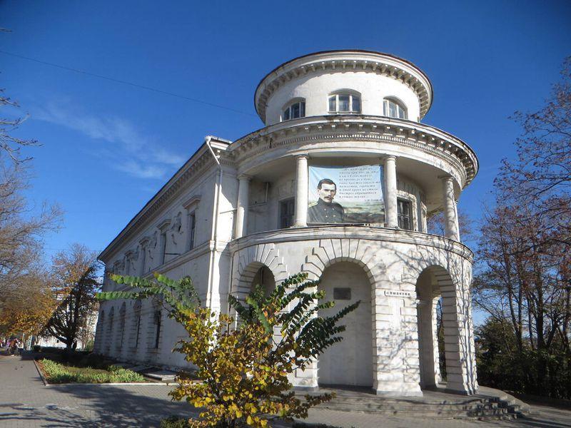 Литературный Севастополь - экскурсия в Севастополе