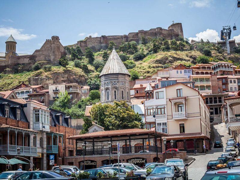 Душевный Тбилиси: город и горожане - экскурсия в Тбилиси