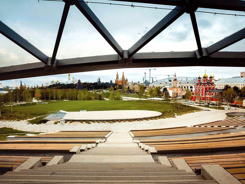 Варварка и Зарядье: роман старой улицы и нового парка - экскурсия в Москве