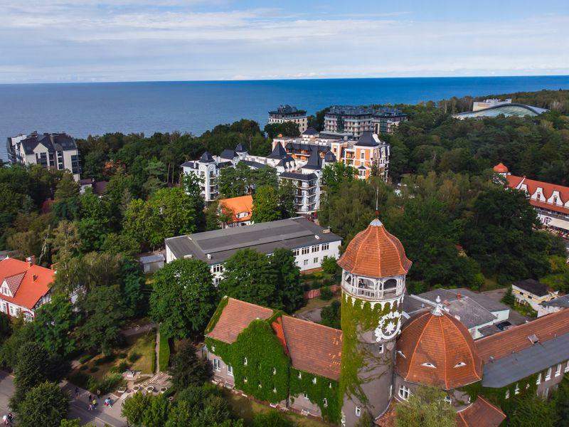 Три в одном: Балтийск, Янтарный и Светлогорск - экскурсия в Калининграде