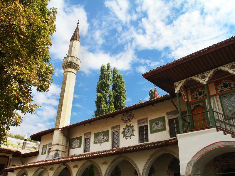 Бахчисарай — путешествие в сказочный мир Востока - экскурсия в Ялте