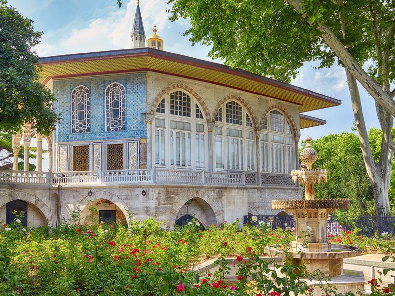 Дворец султанов Топкапы + тур по Босфору - экскурсия в Стамбуле