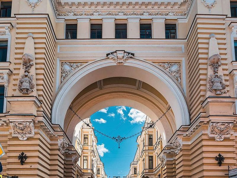 Центр Петербурга, о котором вы не знали - экскурсия в Санкт-Петербурге