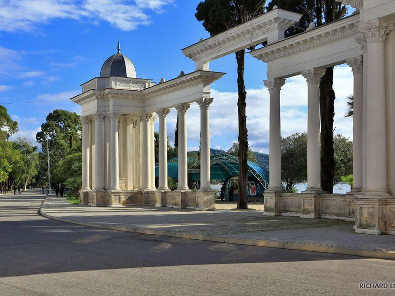 Сухум. История и колорит столицы Абхазии - экскурсия в Сухуме