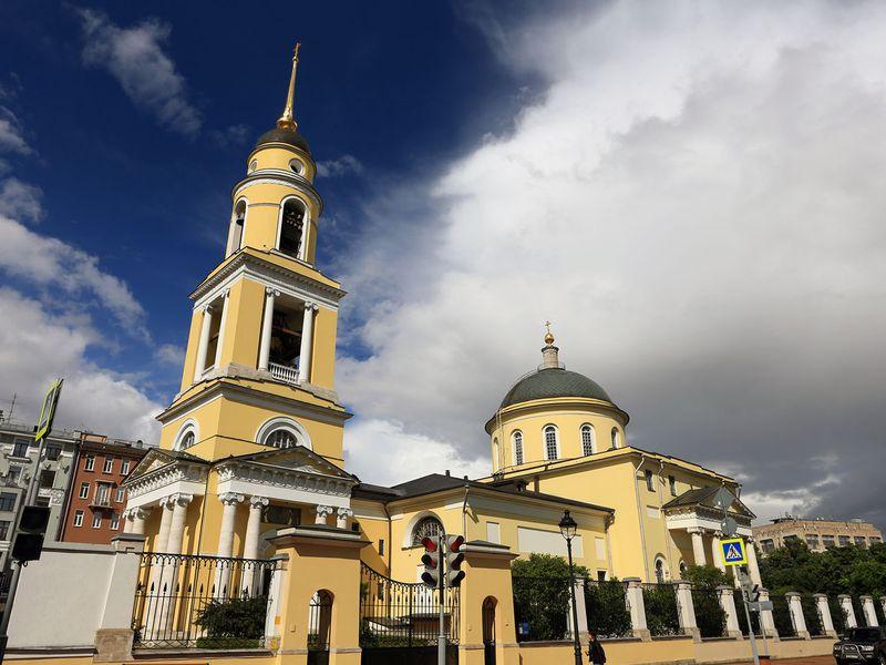 По Пушкинским местам Москвы - экскурсия в Москве