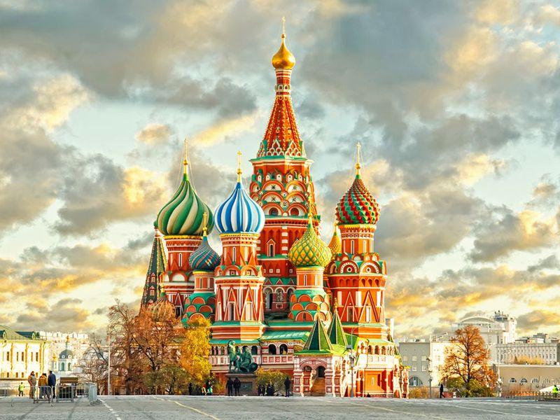Красная площадь для взрослых и детей - экскурсия в Москве