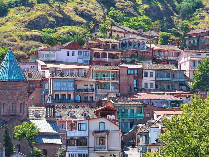Тбилиси, каким его ждешь - экскурсия в Тбилиси