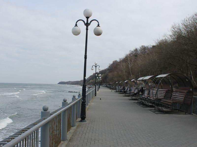 Янтарный и Светлогорск - экскурсия в Калининграде