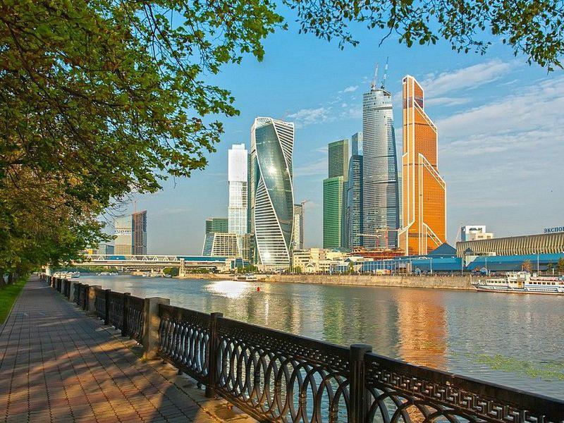 Заповедник небоскребов: прогулка по Москва-Сити - экскурсия в Москве