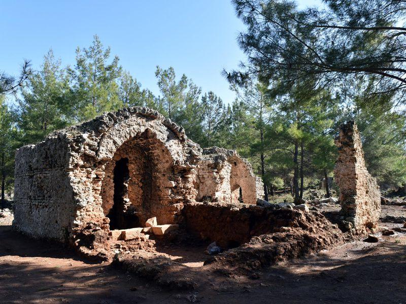 Из Антальи — в древний город Лирботон Коме! - экскурсия в Анталии
