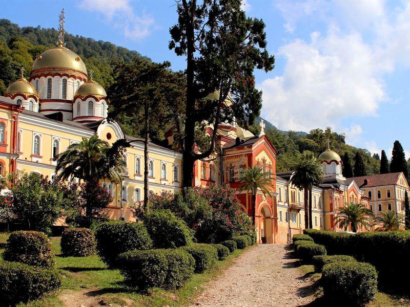 Групповая экскурсия «Абхазия отА доЯ» - экскурсия в Сочи