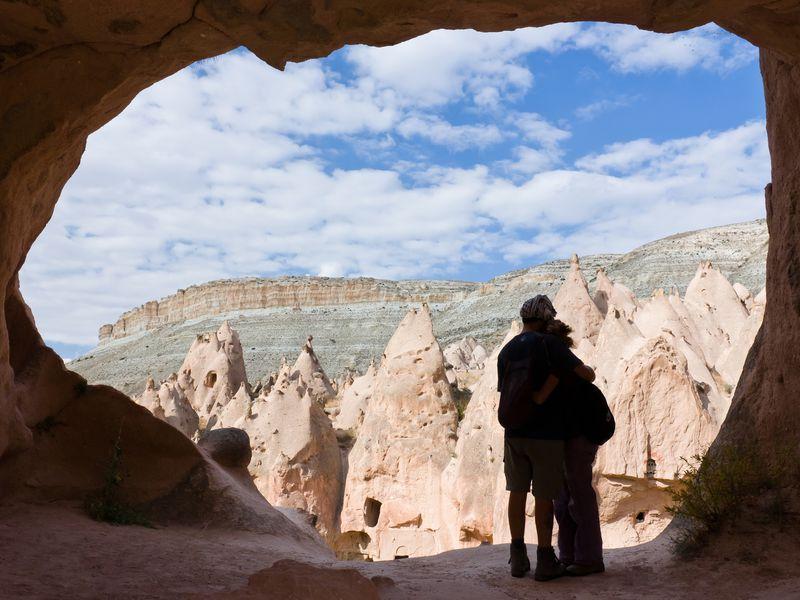 Открыть Северную Каппадокию - экскурсия в Каппадокии