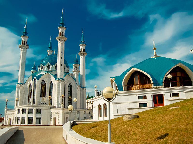 Групповая экскурсия по Казани с посещением кремля - экскурсия в Казани