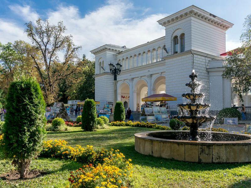 Очарование курортного Кисловодска - экскурсия в Кисловодске