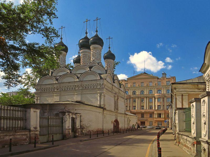 Самобытное Замоскворечье - экскурсия в Москве