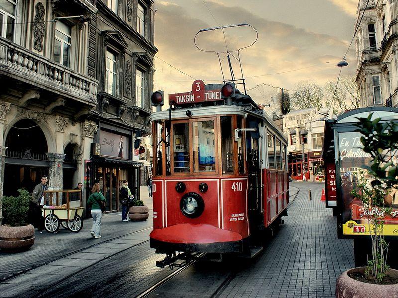 Константинополь— последам белой эмиграции - экскурсия в Стамбуле