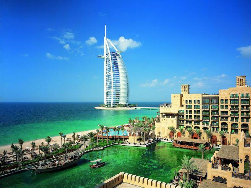 Изтихой Рас-эль-Хаймы— вроскошный Дубай! - экскурсия в Рас-эль-Хайме
