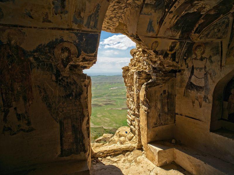 Давид-Гареджи— между небом иземлей - экскурсия в Тбилиси