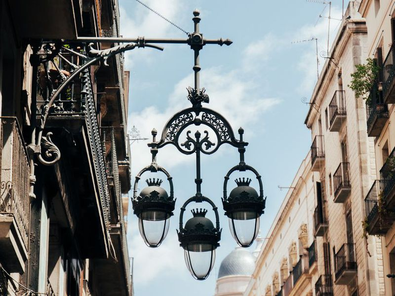 Авторский тур поСтарой Барселоне— всё олюбви! - экскурсия в Барселоне