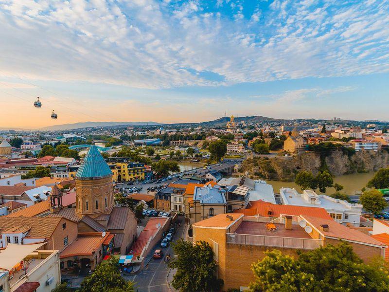 Тбилиси для интровертов - экскурсия в Тбилиси