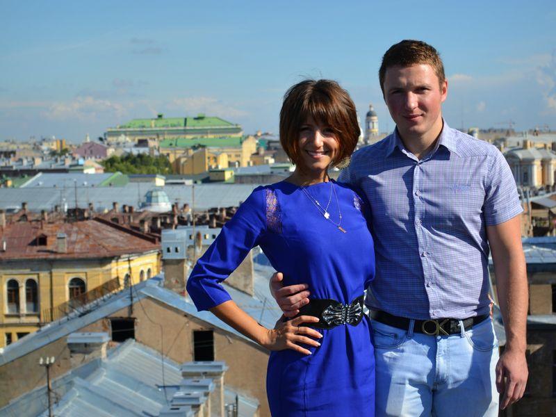 Крыши Петербурга - экскурсия в Санкт-Петербурге