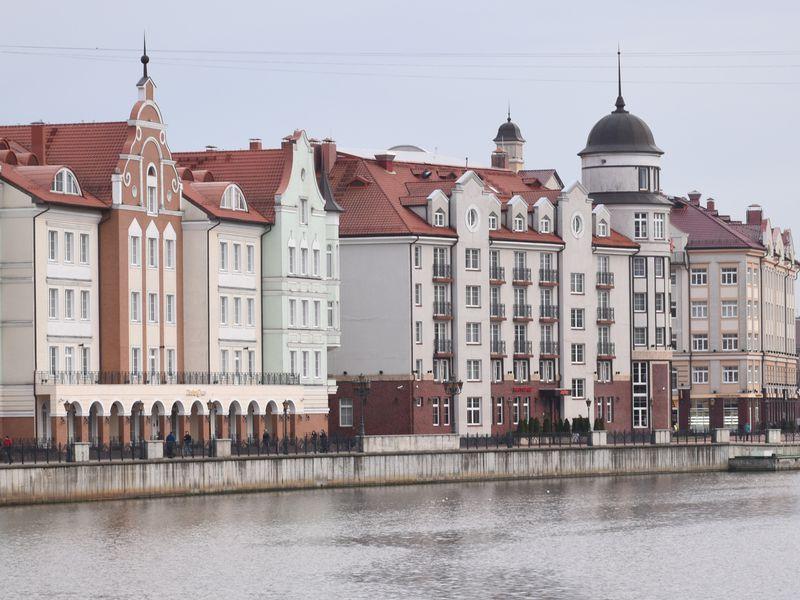 Калининград: город в центре Европы - экскурсия в Калининграде