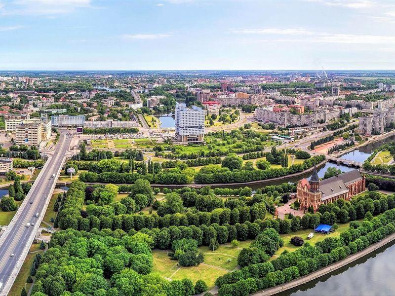 Ваш день в Калининграде или области: экскурсия-конструктор - экскурсия в Калининграде