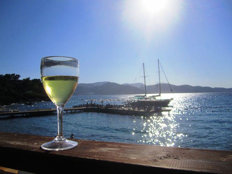 Вино исыр по-турецки - экскурсия в Стамбуле